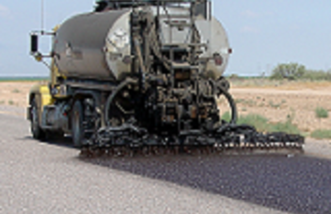 Pavement Preservation Work in San Tan Valley