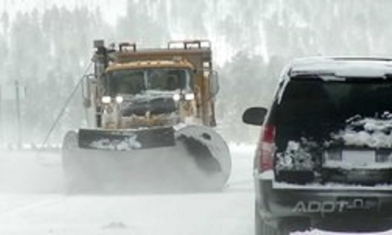 Travelers should prepare for late-season winter storm in northern Arizona