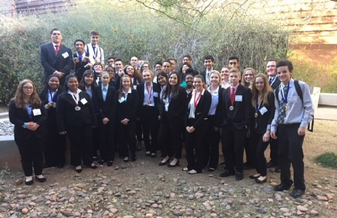 San Tan Foothills FBLA Region 2 Wrap Up