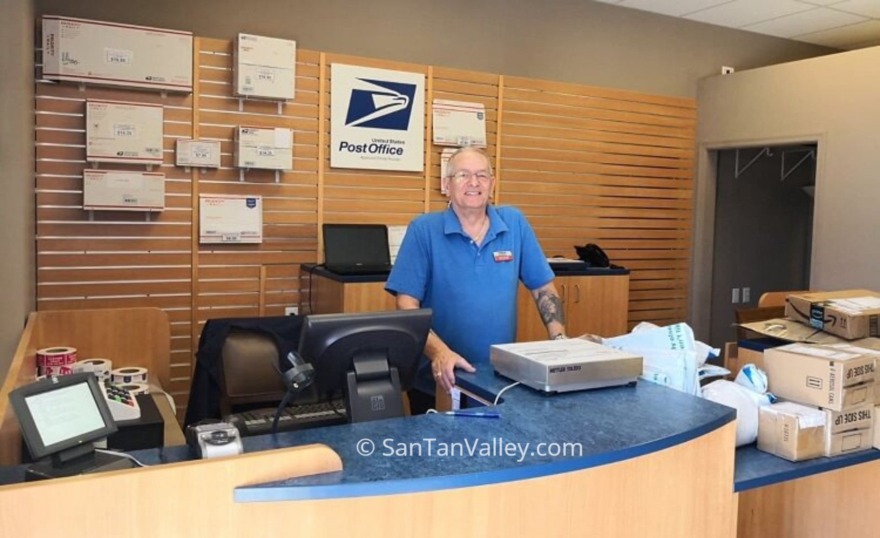 San Tan Valley Post Office is Officially Open